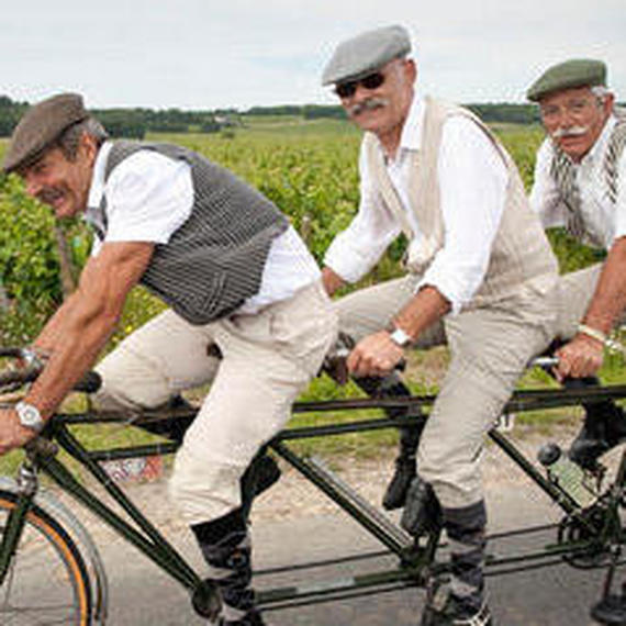 La Franche Camaraderie des Vélosophes