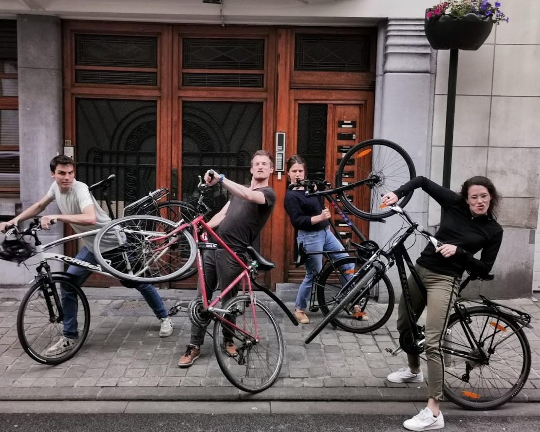 Les bicy'klettes