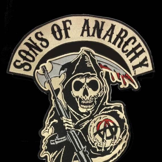 Soutenez les Sons of Anarchy