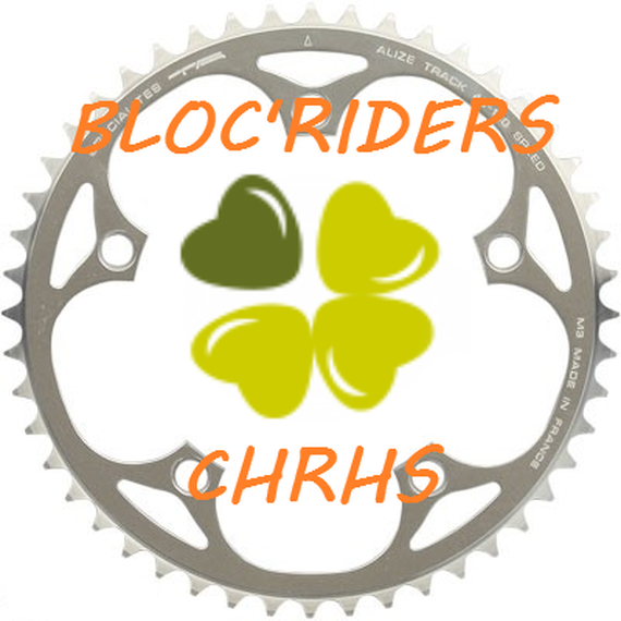 ENSEMBLE ......  SOLIDAIRE !   BLOC'RIDERS   GO!
